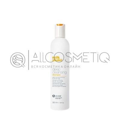 Шампунь deep cleansing shampoo milk_shake