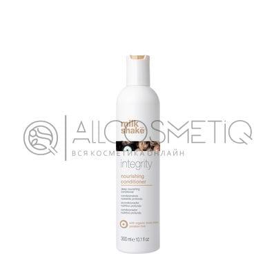 Кондиционер для поврежденных волос на основе масла муру-муру - Professional hair conditioner Milk Shake integrity nourishing 300 мл
